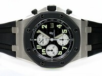 Audemars Piguet Watch - Royal Oak Offshore Rubber Clad