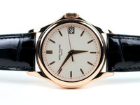 Patek Philippe Watch - Calatrava Rose Gold