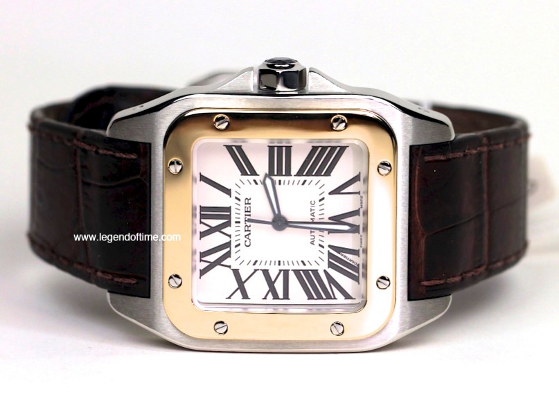 Cartier Santos Large Watches For Sale