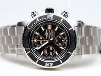 Breitling Watch - Aeromarine Superocean II Chronograph Abyss Orange