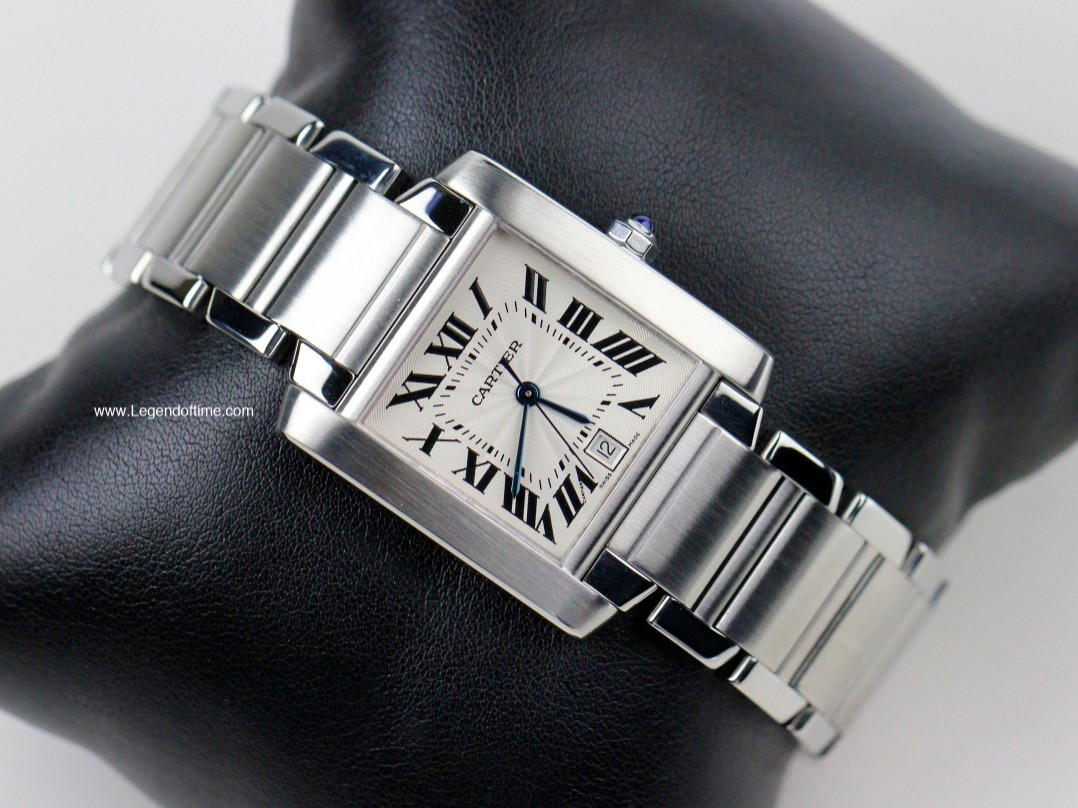 amsterdam watches tank cartier louis side shop vintage