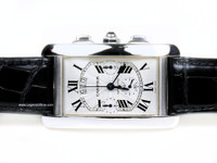 Cartier Watch - Americaine Tank XL Chronograph W2609456