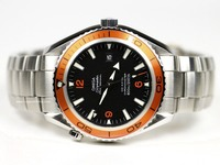 Omega Watch - Seamaster Planet Ocean Orange