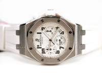 Audemars Piguet Watch - Royal Oak Offshore Ladies White