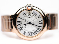 Cartier Watch - Ballon Bleu Large Pink Gold