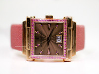 de Grisogono Watch - Instrumentino Grande Rose Gold