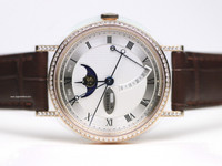 Breguet Watch - Classique Ladies Moon Phases