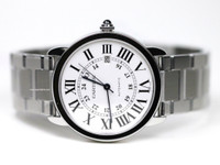 Cartier Watch - Ronde Solo XL Stainless Steel Bracelet