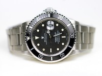 Rolex Watch- Submariner Steel