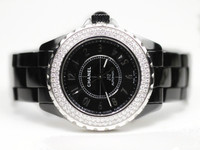 Chanel Watch - J12 Black Ceramic 38mm Automatic