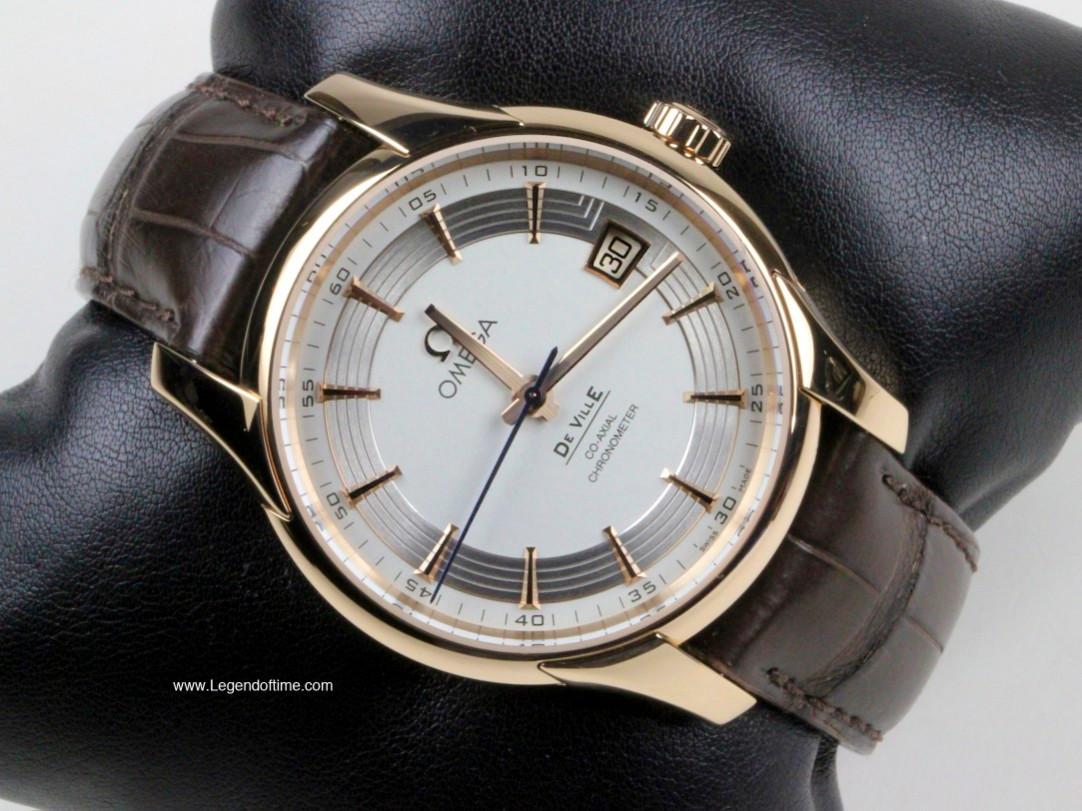 Omega De Ville Hour Vision Watches Ladies