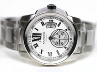 Cartier Watch - Caliber de Cartier Steel