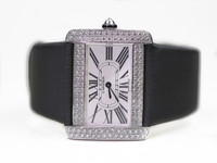 Cartier Watch - Divan Tank Large