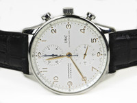IWC Watch - Portuguese Chronograph Automatic Steel