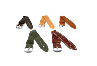 DaLuca Made to Order Leather Watch Strap