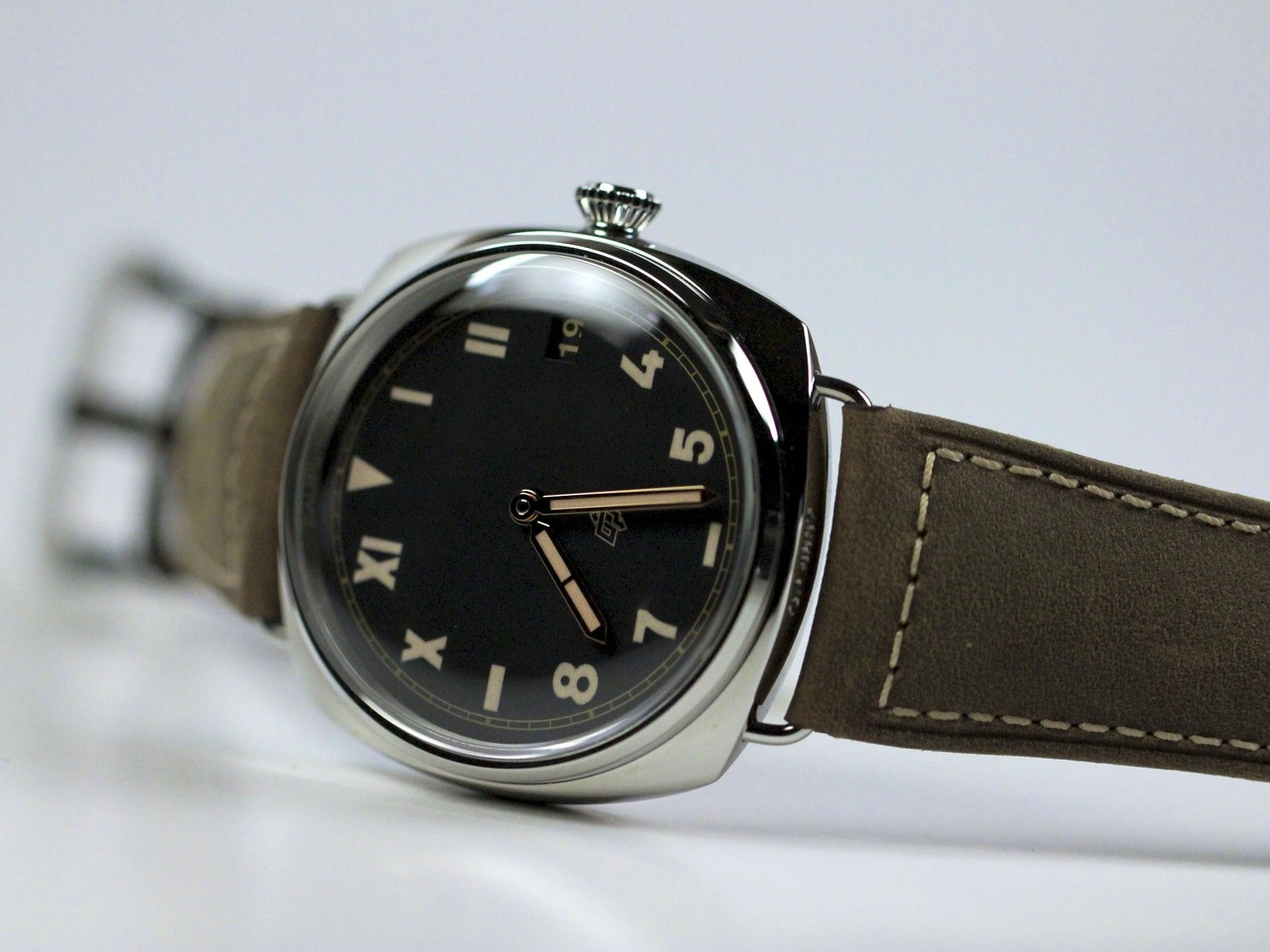 New Panerai Watch - Radiomir California 3 Days PAM 424 - www.Legendoftime.com - Chicago Watch Center