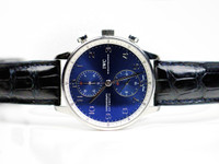 IWC Watch - Portuguese Chronograph Laureus Sport Automatic Limited Edition