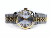 Rolex Oyster Perpetual Watch - Datejust 31mm Steel & Gold