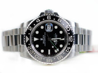 Rolex GMT Master II Steel Ceramic New Style 116710 - www.Legendoftime.com - Chicago Watch Center