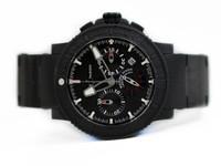 New Ulysse Nardin Watch - Marine Diver Chronograph Black Sea 353-92-3C www.Legendoftime.com - Chicago Watch Center