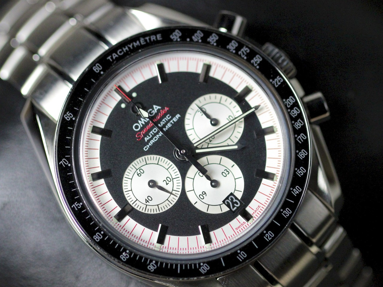 Omega Speedmaster Michael Schumacher The Legend Collection Price
