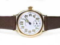 Illinois Watch - Vintage Military Gold