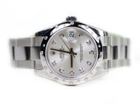 Rolex Watch - Datejust Lady 31 Steel Diamonds 178344