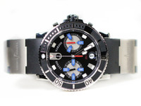 Ulysse Nardin Watch -Maxi Marine Diver Chronograph 8003-102-3/92