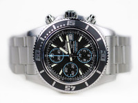Breitling Watch - Superocean Chronograph II Abyss Blue A13341A8
