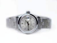 Rolex Watch - Date Ladies Steel R69160A10B7834 - www.Legendoftime.com Chicago Watch Center