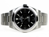 Rolex Watch - Explorer Steel 214270 - Legend of Time - Chicago Watch Center