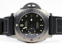 Panerai Watch - Luminor Submersible 1950 3 Days Automatic Titanio 47mm (PAM00305) - www.Legendoftime.com - Chicago Watch Center