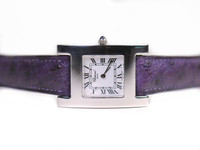 Used Chopard Watch - Your Hour White Dial 18k White Gold Ladies (127405-1001) www.Legendoftime.com Chicago Watch Center