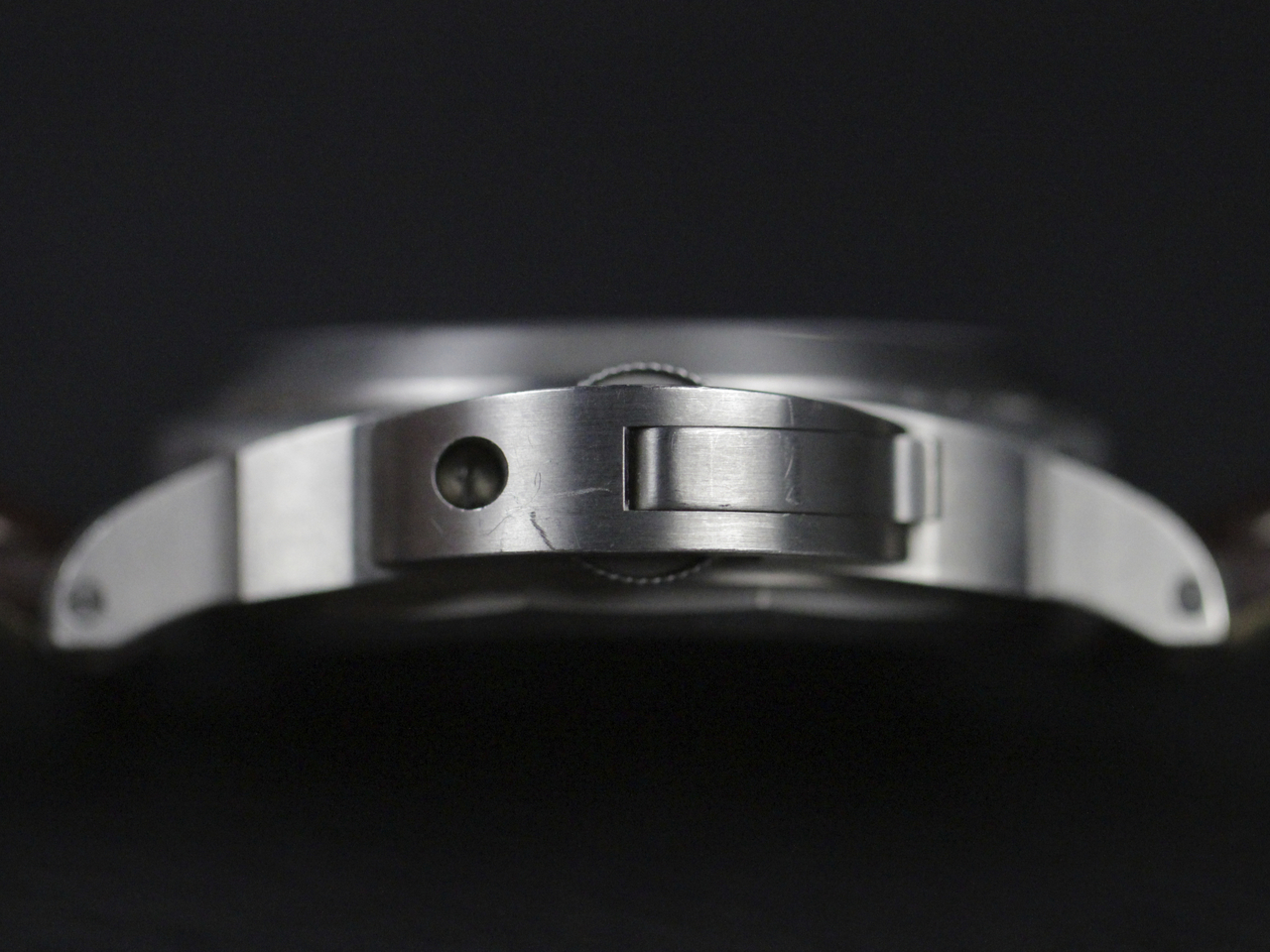 Titanium Case - Pre-owned Panerai Watch - Luminor Base PAM00176 Titanium available for sale Legend of Time - Chicago Watch Center