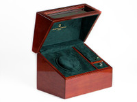 Frederique Constant Watch Winder - Beautiful Deep Cherry Wood