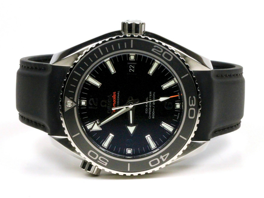 axial planet watches gmt co ocean p bnib omega coaxial photo