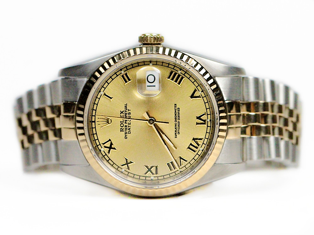 i watch bracelet steel gold datejust rolex white oyster ladies
