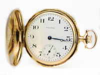 Waltham Pocket Watch 1870-1871