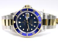 Rolex Watch- Submariner Steel & Gold