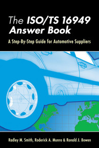 The ISO/TS 16949 Answer Book