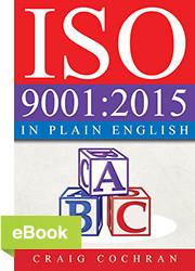 ISO 9001:2015 in Plain English eBook