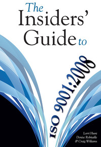 The Insiders' Guide to ISO 9001:2008
