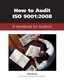 How to Audit ISO 9001:2008