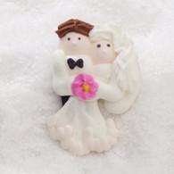 Royal Icing Bride & Groom (24 per box)