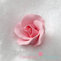 "1-1/2"" Formal Rose - Pink (Sold Individually)"