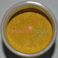 Canary Yellow Luster Dust (aka Mimosa)