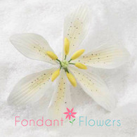 """3.5"""" Stargazer Lily - Large - Yellow (Sold Individually)"""