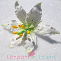 """4"""" White Lily (Sold Individually)"""