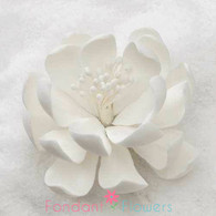 "3"" Lotus -  White (Sold Individually)"