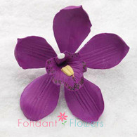 "3.5"" Cymbidium Orchid - Large - Purple (Sold Individually)"
